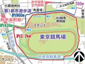場 府中 競馬 東京競馬場に遊びに行こう!初心者でもOKな競馬場の楽しみ方