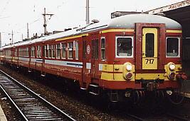 ベルギー鉄道見聞録~ユーレイル...